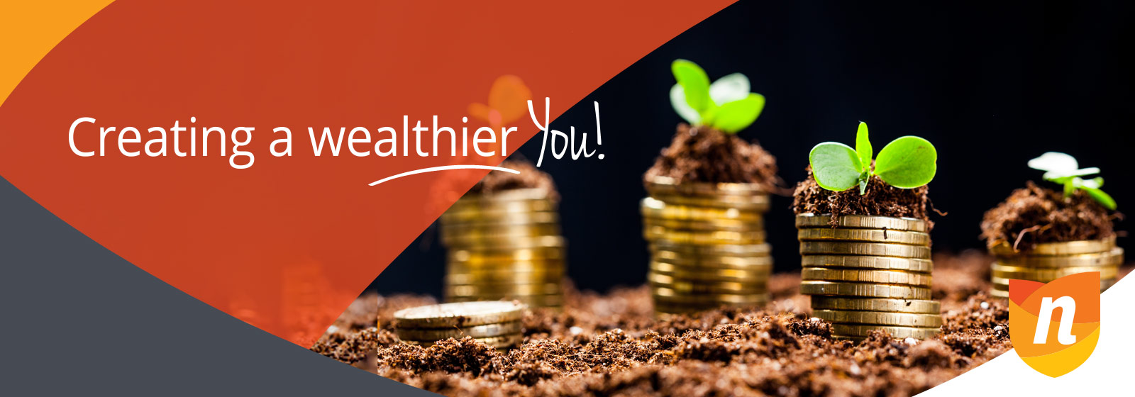 Creating a wealthier you!