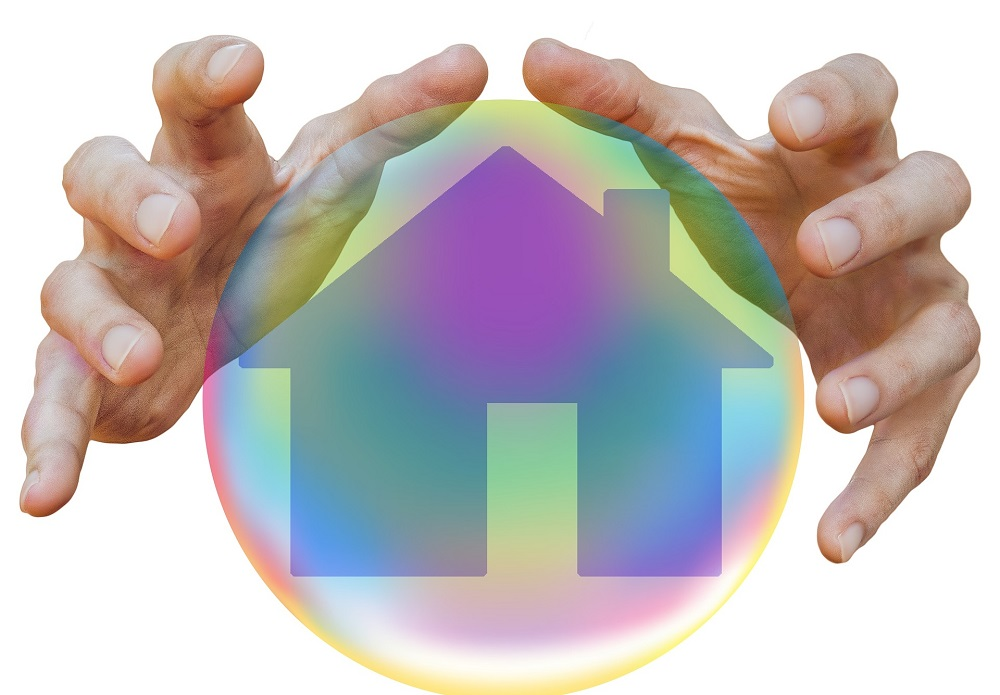 Landlords Insurance - protected house