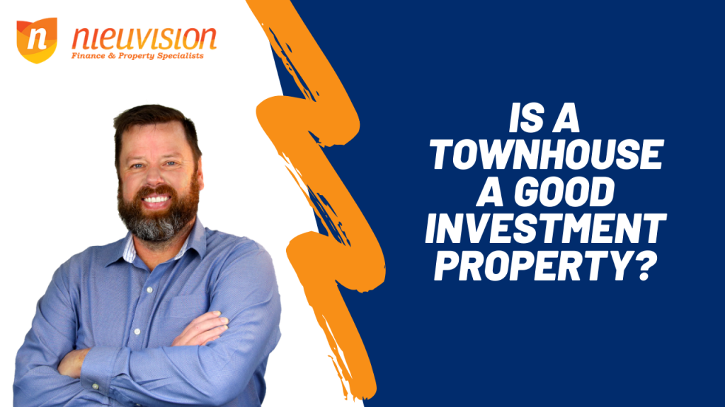 Are Townhouses Good Investment Properties