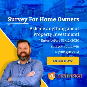 Survey For Home Owners - Refinancing Investment Loan